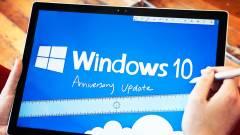 Két nagy frissítést kap 2017-ben a Windows 10 kép