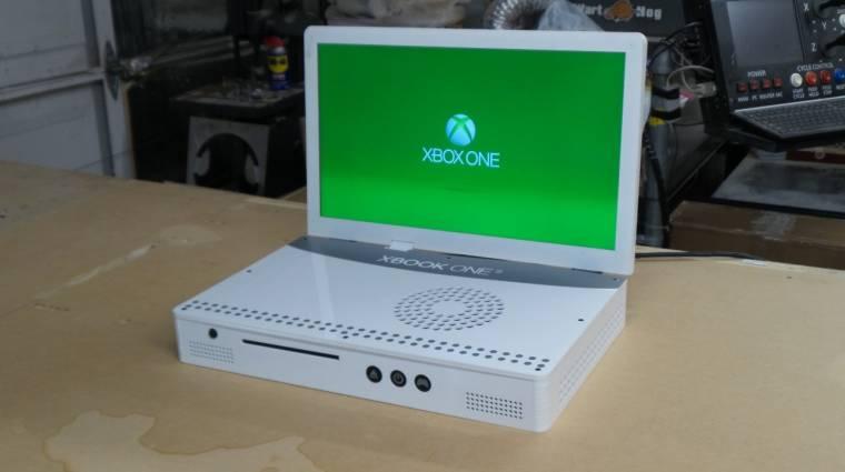 Elkészült a hordozható Xbox One S kép