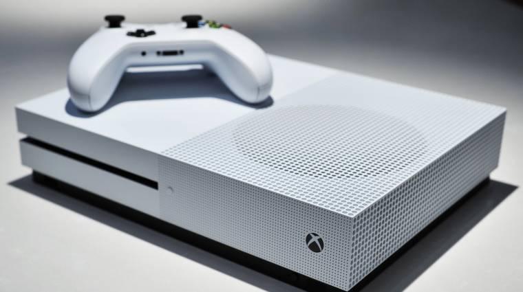 Ez a lelke az Xbox One S-nek kép