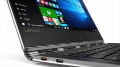 Praktikus és erős hibrid lett a Lenovo Yoga 910 kép
