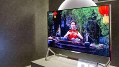 A kínai 8K-s tévé is nagyon drága kép