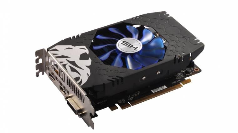 Bemutatkozott a HIS Radeon RX 460 iCooler OC kép