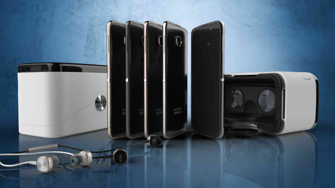Virtuális valóságot és nagyszerű ár-érték arányt ad az Alcatel Idol 4S kép