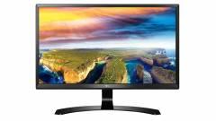 Belépőszintű 4K-s monitort villantott az LG kép