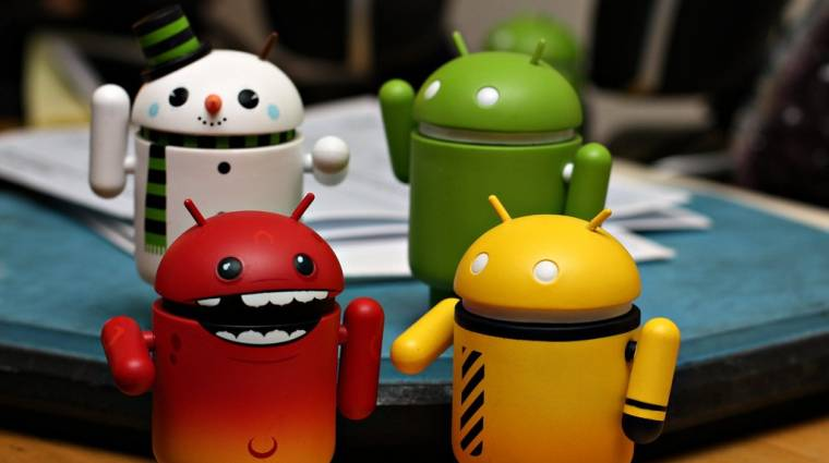55 sebezhetőségtől szabadult meg az Android kép