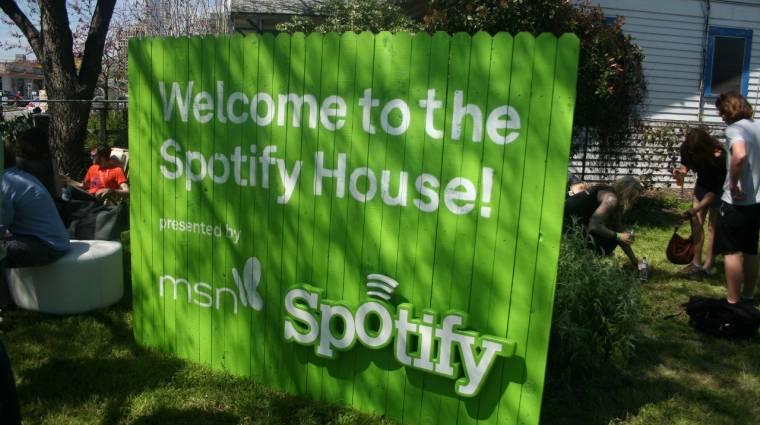 Megvásárolhatja a SoundCloudot a Spotify kép
