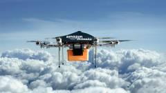 Az Amazon már teszteli a drónjait kép