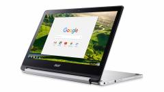 Hibrid kialakítású Chromebook az Acer kínálatában kép