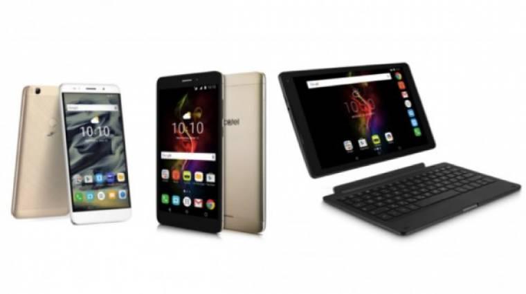 Nagyra nőtt az Alcatel XL okostelefonja kép