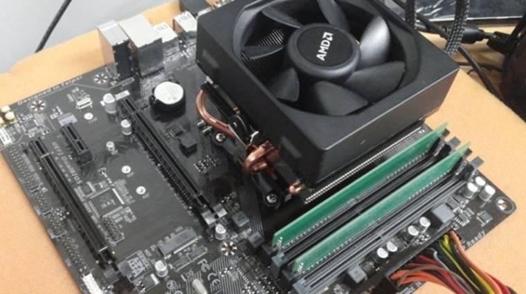 Megjöttek az első AMD A12-9800 mérési eredmények kép
