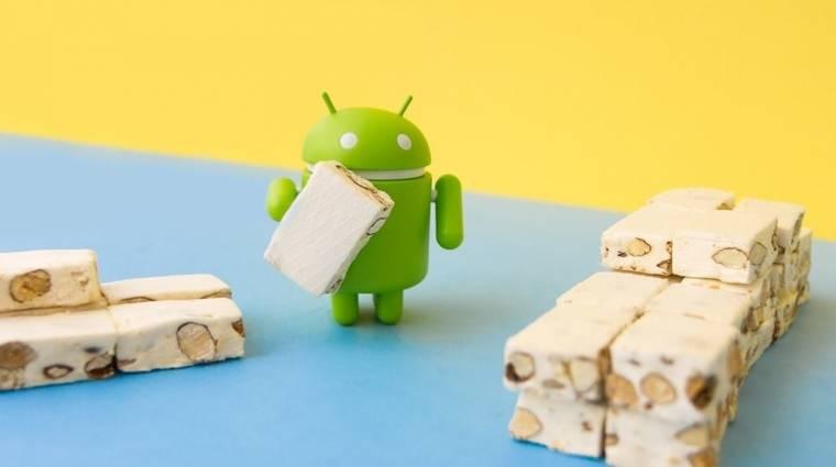 Többször omlik össze az Android Nougat, mint az iOS 10 kép