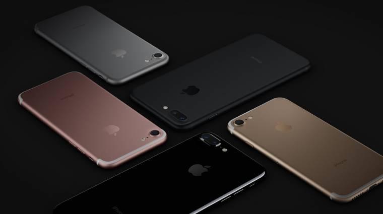 Bemutatkozott az Apple iPhone 7 és iPhone 7 Plus kép
