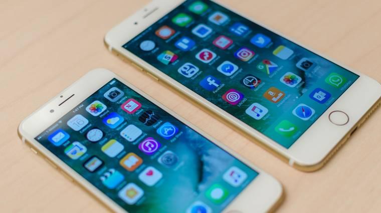Baj van az iPhone 7 hívásminőségével kép