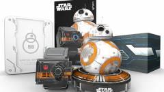 Jedi erővel irányítható a megújult BB-8 droid kép