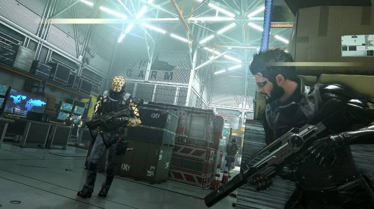 Linuxra és Mac-re is jön a Deus Ex: Mankind Divided kép