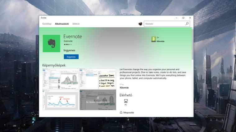 Megérkeztek az első klasszikus appok a Windows Áruházba kép