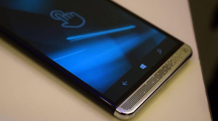 A kijelzőbe kerülhet a Surface Phone ujjlenyomat-olvasója kép