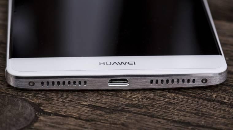 Így néz ki a Huawei Mate 9 kép