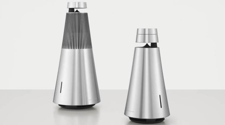 Futurisztikus vezeték nélküli hangszórókkal villog a Bang & Olufsen kép