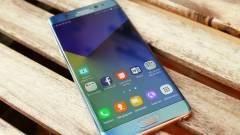 TESZT: Samsung Galaxy Note 7 - Megtollasodott Edge kép