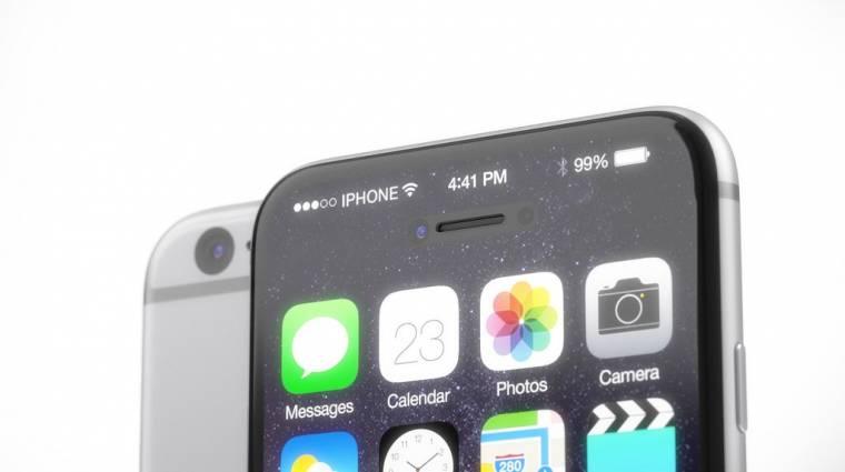 Alaposan átalakul a jövő évi iPhone kép