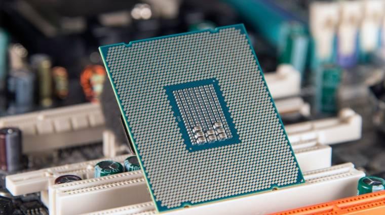 Falnak ment az Intel processzorfejlesztése kép