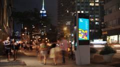 Már nem lehet böngészni New York nyilvános kioszkjain kép