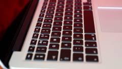 A MacBookokról is távozhat a jackcsatlakozó kép