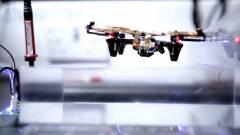 Akkumulátorok nélkül is repülhetnek a drónok kép