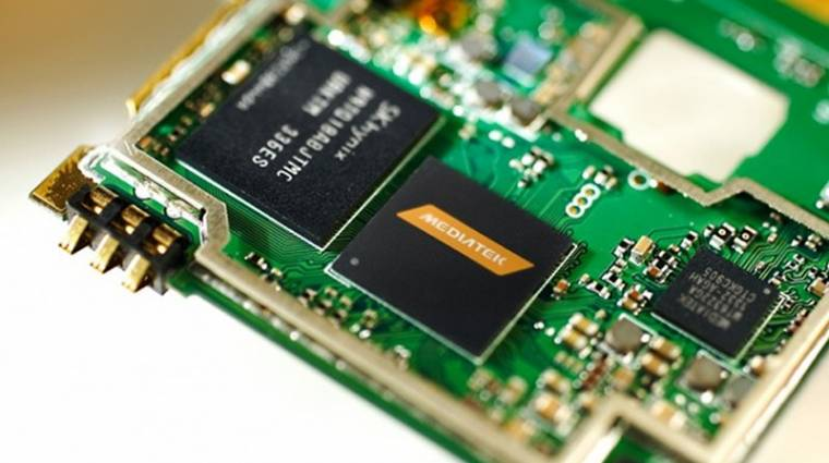 Tíz processzormagot kapott a MediaTek Helio X30 kép