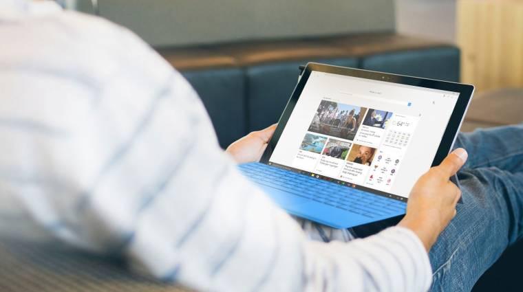 A Microsoft szerint még takarékosabb lett az Edge kép