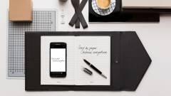 Drágán digitalizálja a kézírást a Montblanc kép