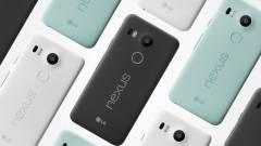 Október 4-én jöhetnek a Google Pixel mobilok kép