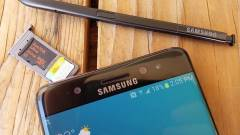Innen lehet tudni, ha egy Galaxy Note 7 már biztonságos kép