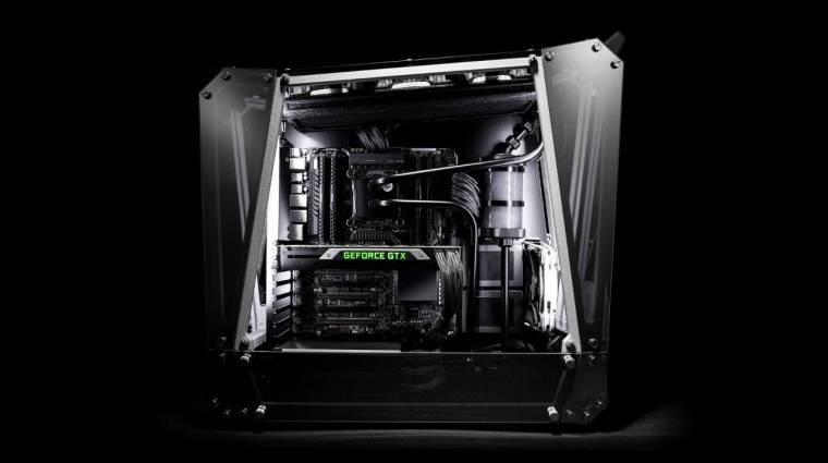 Úton a GeForce GTX 1080 Ti? kép