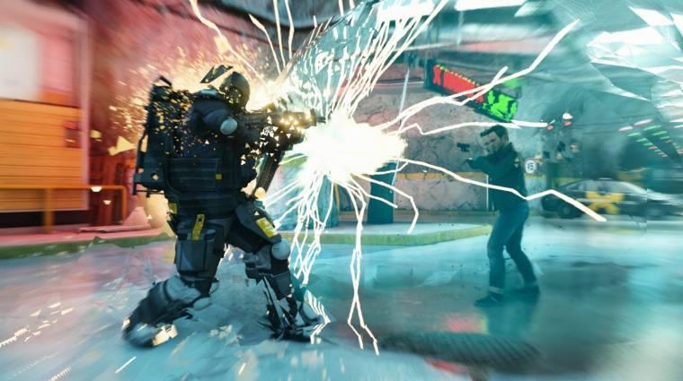 Megjelent a DirectX 11-es Quantum Break kép
