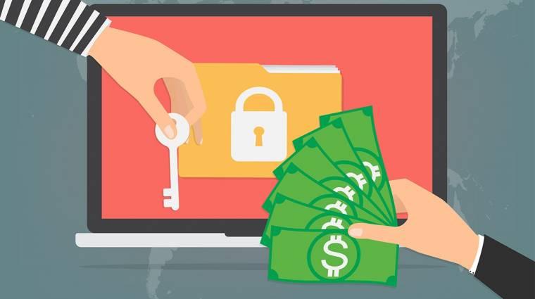 A ransomware veszélyeire figyelmeztet az Europol kép