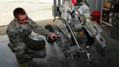 Rendőrrobot bánt el a fegyveres rablóval kép