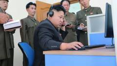 Ilyen kicsi az észak-koreai internet kép