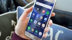 Új kezelőfelületet kap a Samsung Galaxy S7 kép