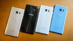 Meg kell röntgenezni a novemberben visszatérő Galaxy Note 7-et kép