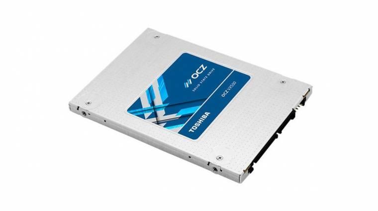 Bemutatkoztak az OCZ VX500-as SSD-i kép