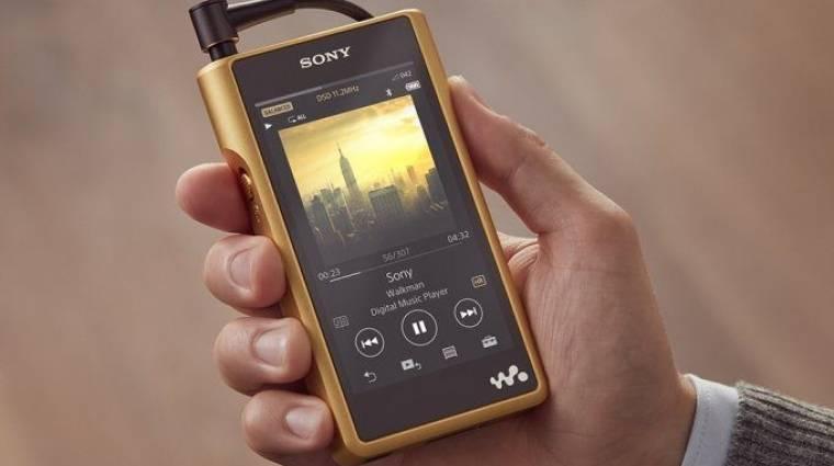 3200 dollár a Sony új Walkmanje kép