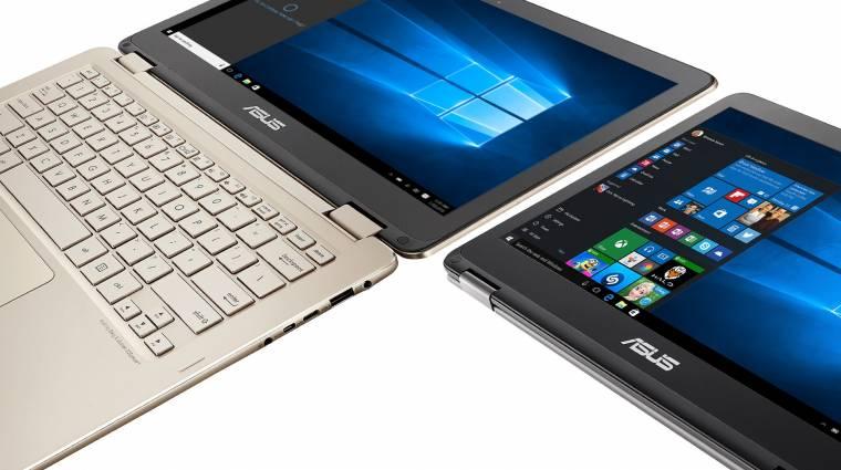 Kaby Lake-re vált a ZenBook UX360 Flip kép