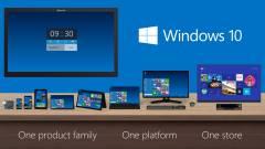 Már 400 millió eszközön fut Windows 10 kép