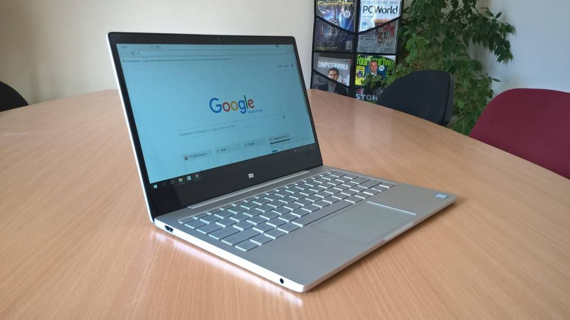 Teszt: Xiaomi Mi Notebook Air 12,5 - Szép próbálkozás kép