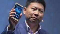 November 3-án jön az új Huawei zászlóshajó kép