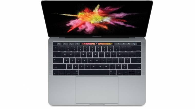 Nagy újítást hozott az eddigi legjobb MacBook Pro kép