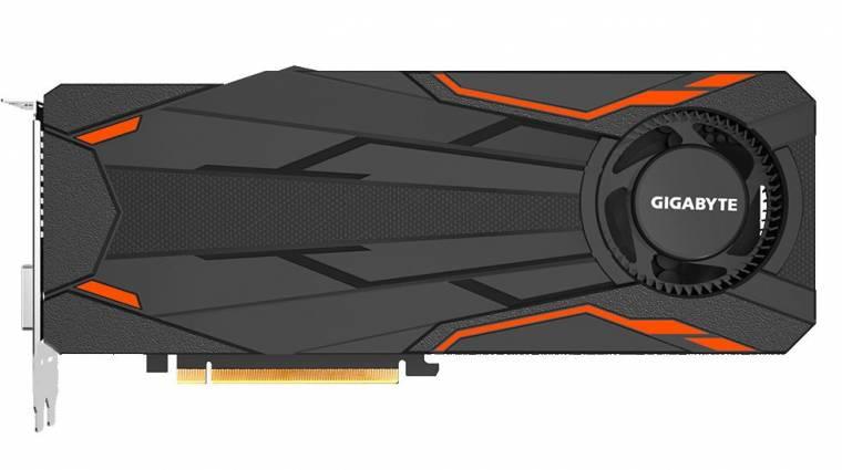 Bemutatkozott a Gigabyte GeForce GTX 1080 TT kép