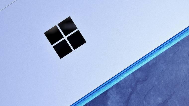 Ilyen lehet az asztali Surface billentyűzete és egere kép